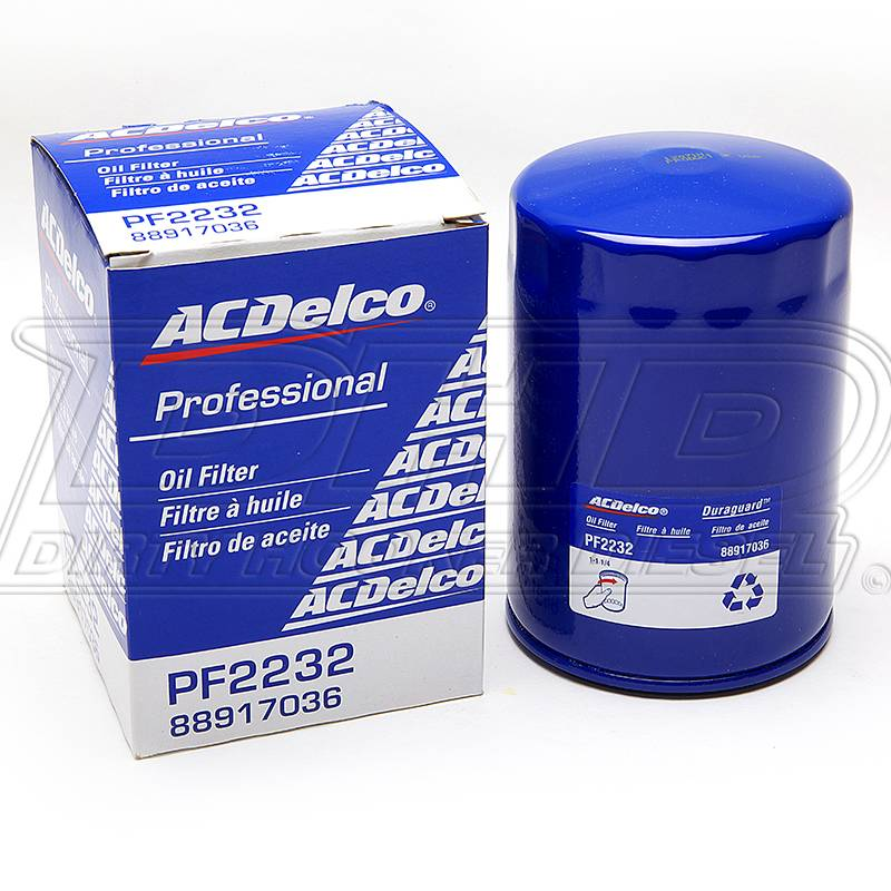 acdelco pf2232 duramax diesel 6 6l oem replacement oil. Black Bedroom Furniture Sets. Home Design Ideas