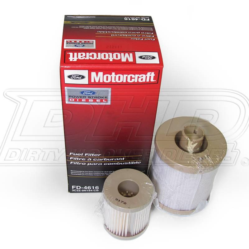 motorcraft fd 4616 ford 6 0l powerstroke diesel fuel filter. Black Bedroom Furniture Sets. Home Design Ideas
