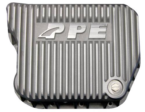 PPE 228051000 Heavy-Duty DEEP Aluminum Transmission Pan - Dodge Raw