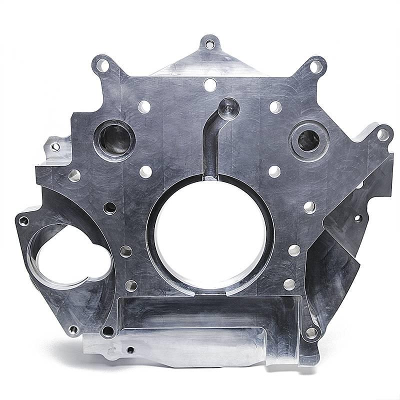 DHD 030-601 Billet Aluminum Rear Engine Plate 01-10