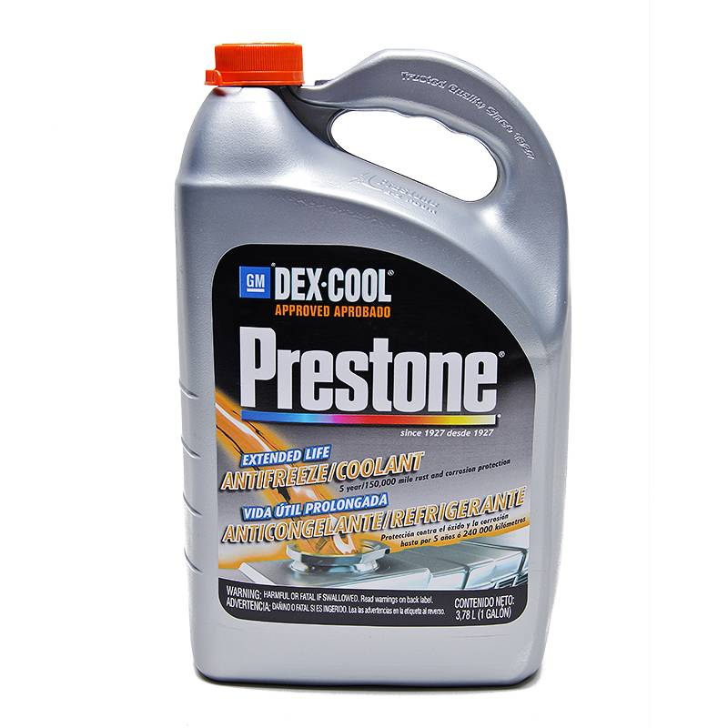 What Cars Use Dex Cool Antifreeze