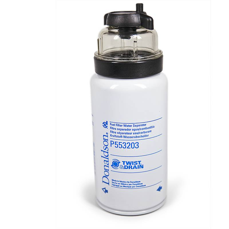 Donaldson P553203 3 Micron Fuel Filter Short Style  Fass
