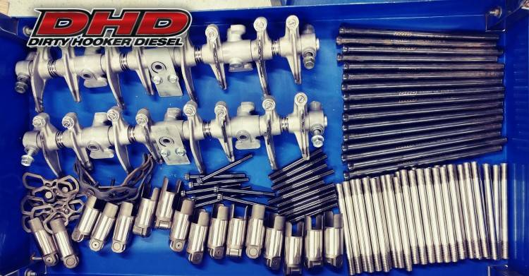 DHD Engine Parts