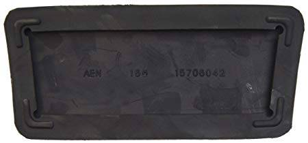 Genuine GM 15706042 Brake Pedal Pad