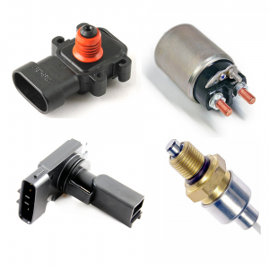 Engine Parts - Sensors & Electrical