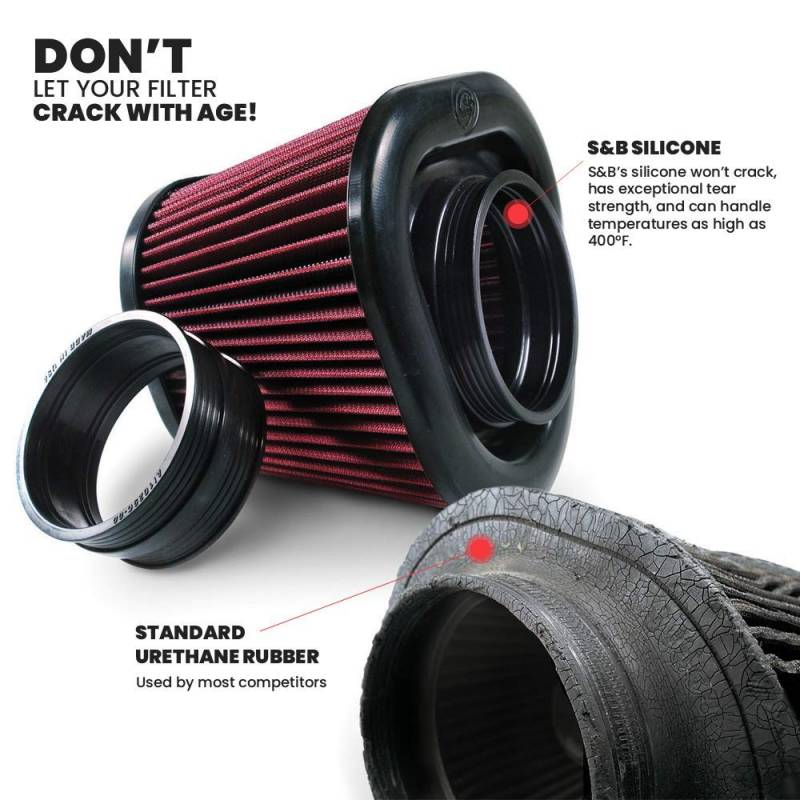 S And B Filters >> S B Kf 1035d Intake Replacement Filter