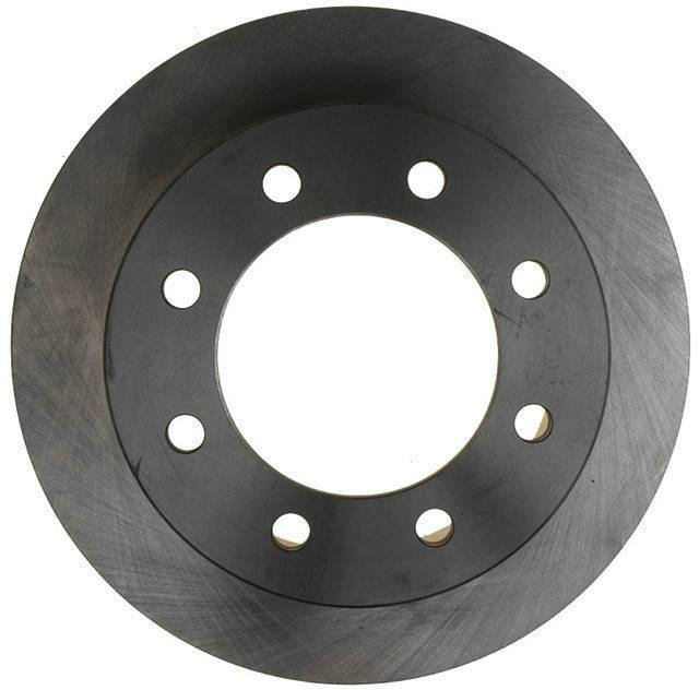 ACDelco 18A1666 Professional Front Disc Brake Rotor Assembly