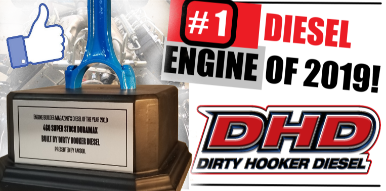 #1 Diesel Engine of the Year