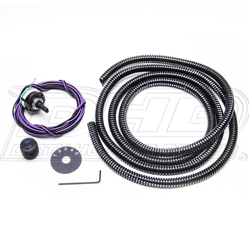 Purple Wire DSP5 LLY Switch for EFI Live tuning for the Chevy//GM LLY Duramax