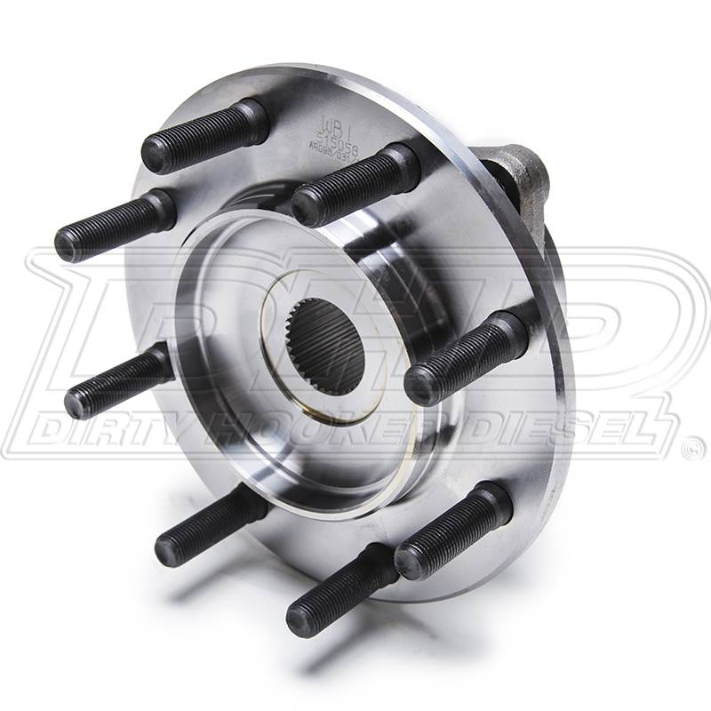 2004 Chevrolet 2500hd 4x4 Front Wheel Bearing Html Autos