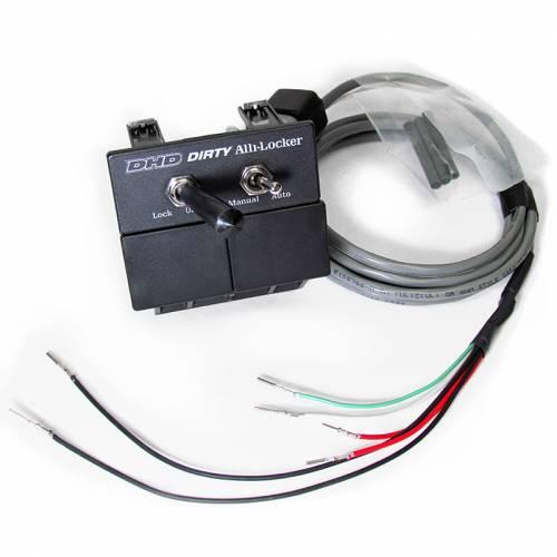 Dirty Hooker Diesel - DHD 115-510 Dirty Alli-Locker 5-Speed Torque Converter Lockup Switch