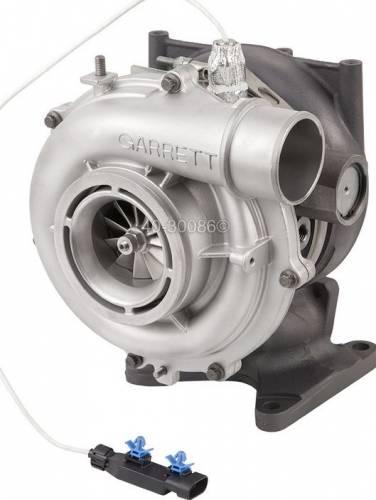 Garrett - Garrett 759622-9005 Reman LBZ Duramax Diesel Turbocharger 06-07