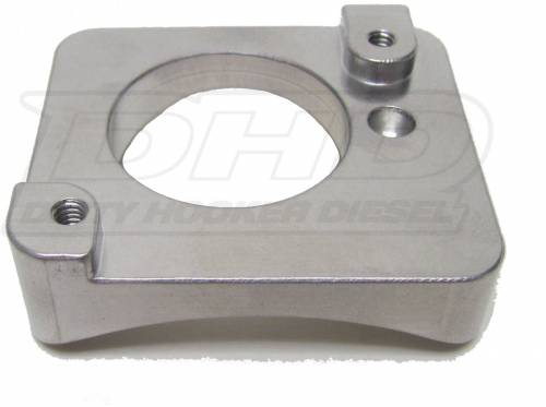 "Dirty Hooker Diesel - DHD 007-5111 LML Mass Air Flow Sensor Mount 5"" Steel"