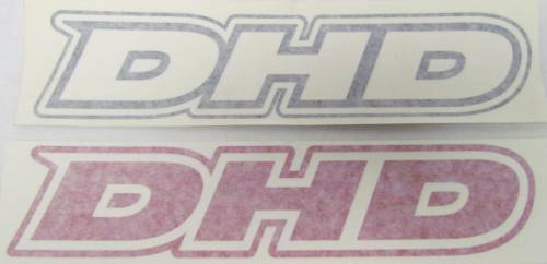 Dirty Hooker Diesel - DHD 061-018 DHD Window Decal