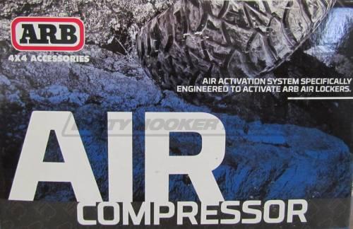 ARBCKSA12 12 VOLT AIR COMPRESSOR