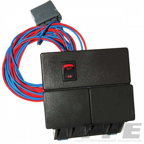 PPE - PPE 111001800 High Idle/Valet Switch 01-02 Duramax LB7