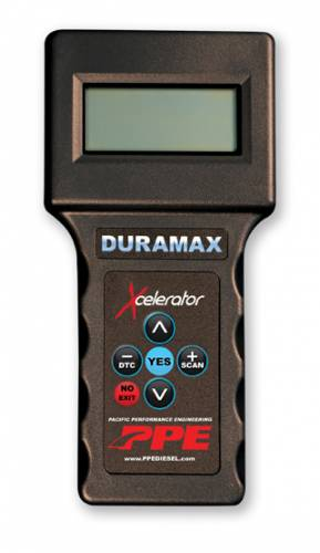 PPE - PPE 111050000 Hot+2 E.T. Race Xcelerator GM Chevy Duramax Diesel 2007.5-2010