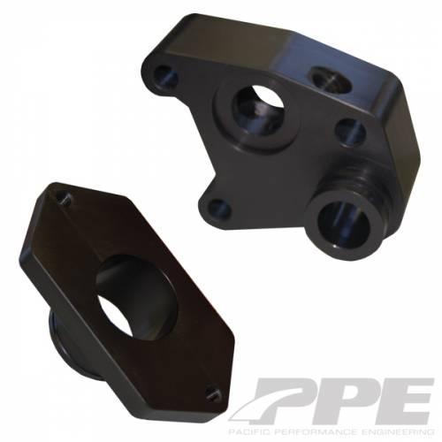 PPE - PPE 114001000 Internal Oil Cooler Delete Kit 2001 - 2016 Duramax engines
