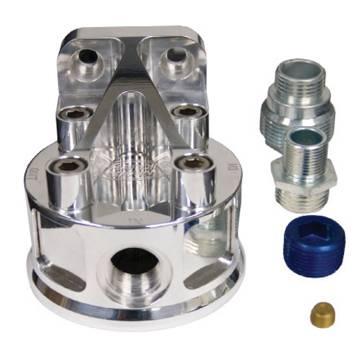 PPE - PPE 114002000 Billet Aluminum Remote Fitler