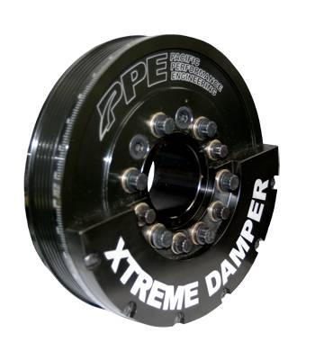 PPE - PPE 118010000 Xtreme Damper 2001-2005 LB7/LLY