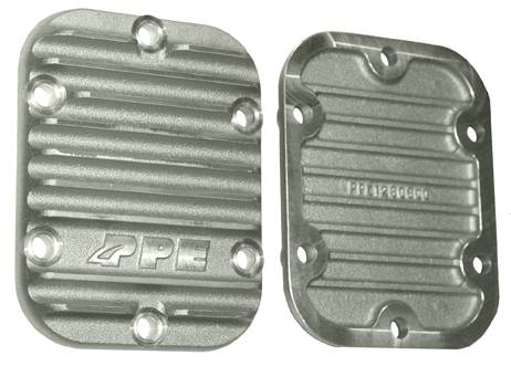 PPE - PPE 128060000 Heavy-Duty PTO Side Plate Covers (Pair) - GM