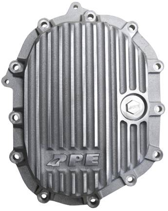 PPE - PPE 138041000 Front Aluminum Differential Cover Raw - GM LML