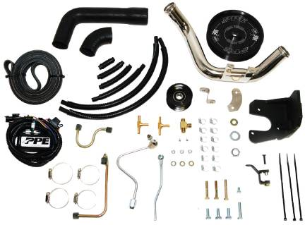 PPE - PPE 213003000 Dual Fueler Installation Kit without Pump - Dodge 6.7L Cummins 2007.5-2012