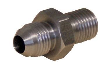 PPE - PPE 516000800 Oil Galley Feed Line Fitting GM 6.6L Duramax