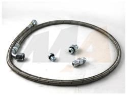 Merchant Automotive - Merchant Automotive 10348 S-400 Turbo Feed Kit 2001-2016