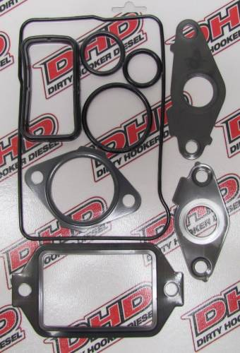 Dirty Hooker Diesel - DHD 900-100 Oil Cooler Seal and Gasket Set