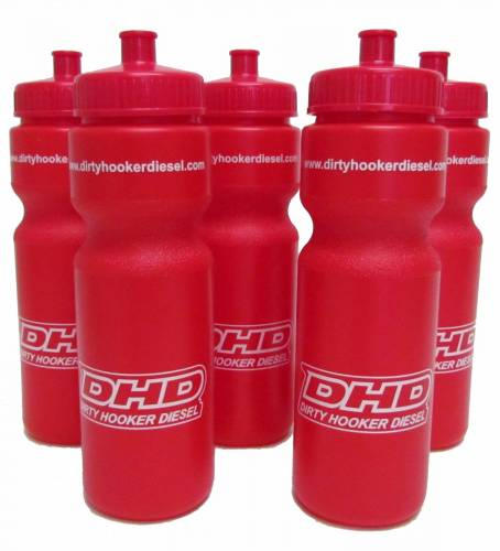 Dirty Hooker Diesel - DHD 061-022 Water Bottle