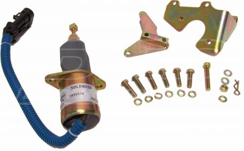 Dirty Hooker Diesel - DHD 700-570 Fuel Shut off Solenoid Kit