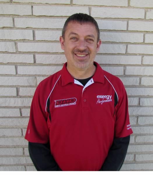 Tony Burkhard