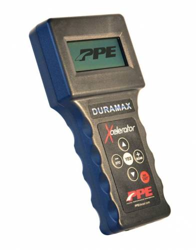 PPE - PPE 111020000 Standard Xcelerator GM Chevy Duramax Diesel 2001-2010 LB7/LLY/LBZ/LMM