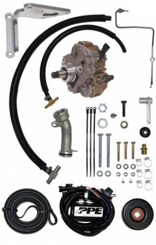 PPE - PPE 113062000 Dual Fueler Installation Kit with CP3 Pump GM 6.6L Duramax 2004.5-2005 LLY
