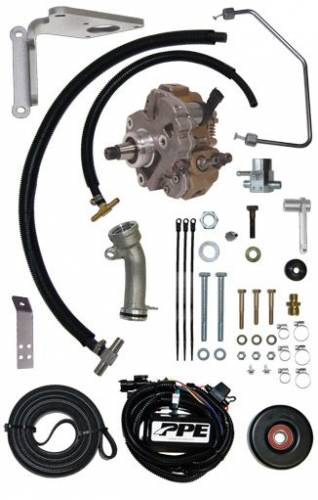 PPE - PPE 113063500 Dual Fueler Installation Kit with CP3 Pump GM 6.6L Duramax 2006-2010 LBZ/LMM