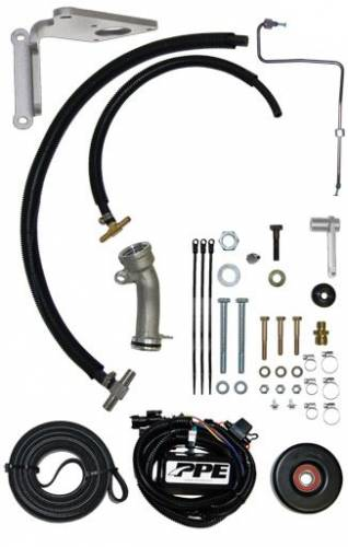 PPE - PPE 113065000 Dual Fueler Kit w/o Pump 2004.5-2005 LLY