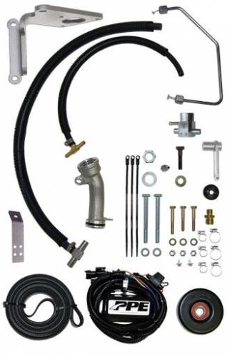 PPE - PPE 113067000 Dual Fueler Installation Kit without pump - GM 6.6L Duramax 2006-2010 LBZ/LMM
