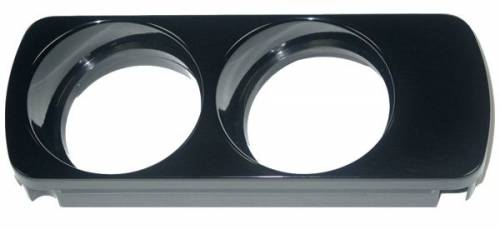 PPE - PPE 148002000 Overhead Gauge Mount Black Without Switch - GM 2001-2007