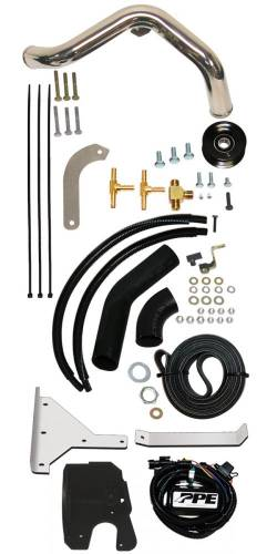PPE - PPE 213001000 Dual Fueler Installation Kit without Pump Dodge 5.9L Cummins 2003-2004 With Kick Down