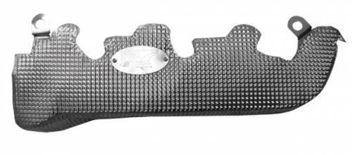 PPE - PPE 417002000 Inconel Marine Heat Shield Right Bank Manifold - GM 6.6L Duramax