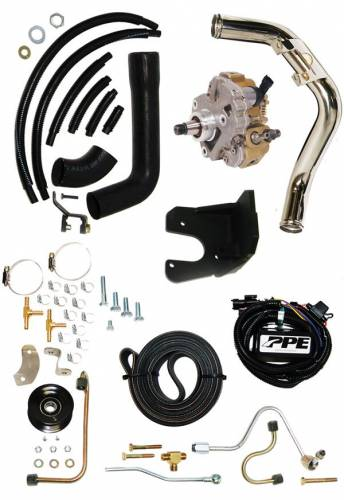 PPE - PPE 213003100 Dual Fueler Installation Kit with CP3 pump Dodge 6.7L Cummins 2007.5-2012