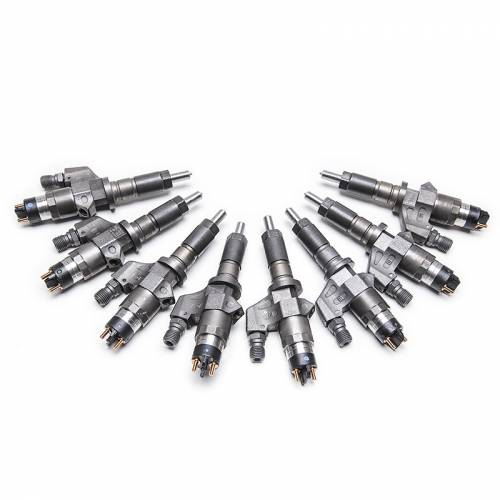 Exergy Performance - Exergy Performance E01 10106 45% Over LB7 Duramax Diesel Fuel Injector Complete Set (8 Total)