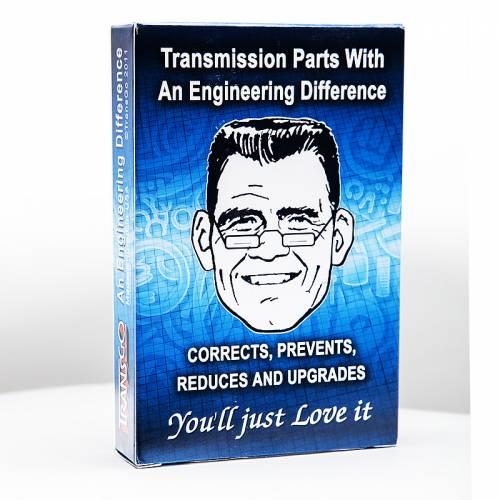 TransGo - TransGo A1-LU-BST Boost Modifier Valve LB7 01-04 Hot Rod Allison Lockup Kit