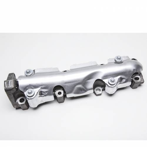 Dirty Hooker Diesel - DHD 035-12637647 LML Duramax Diesel Driver Side Exhaust Manifold W/ Heat Shield