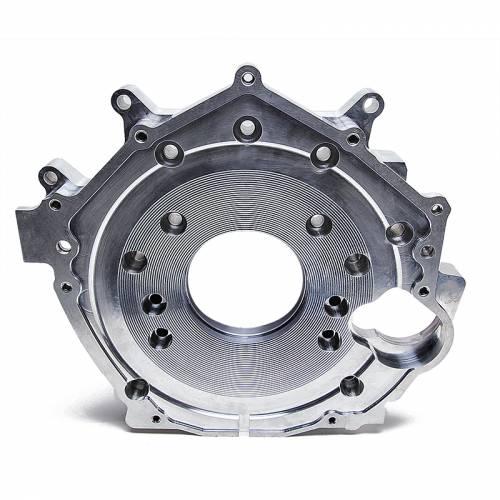Dirty Hooker Diesel - DHD 030-601 Billet Aluminum Rear Engine Plate 01-10 Duramax Diesel