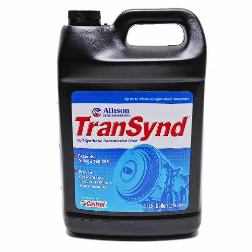 Allison Transmission - Allison Transmission TranSynd1 Replacement Trans Fluid