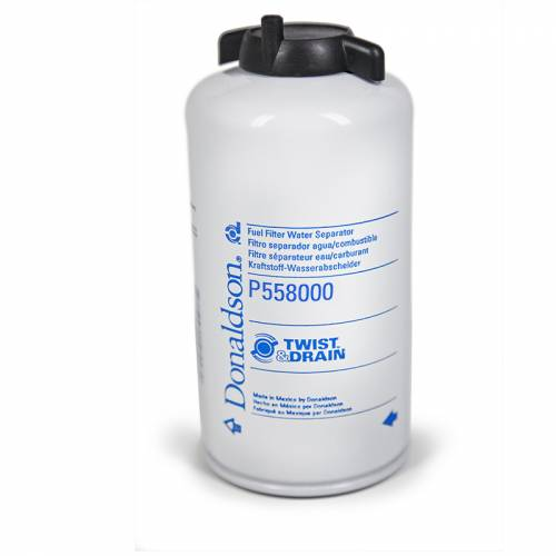 Donaldson - Donaldson P558000 15 Micron Fuel Filter Water Seperator (FASS HD Replacement Water Filter)