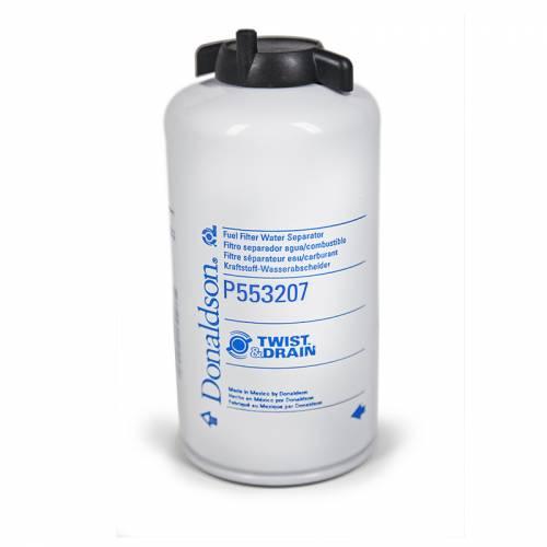 Donaldson - Donaldson P553207 3 Micron Fuel Filter Long Style (FASS Titanium Replacement Fuel Filter)