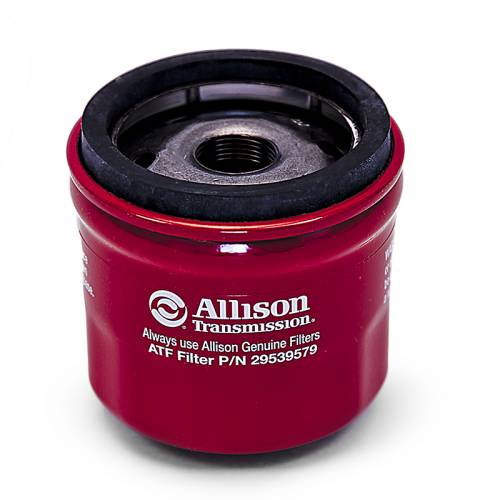 Allison Transmission - Allison Transmission 29539579 Spin On Transmission Filter 01-17